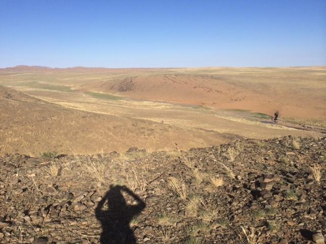 Endless Steppe