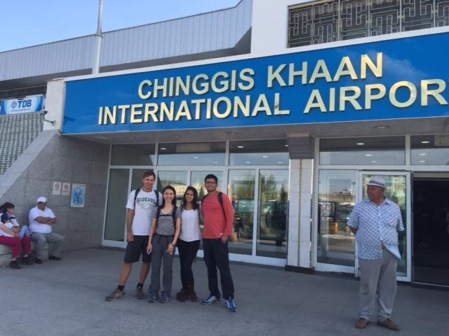 Ulaanbaatar airport